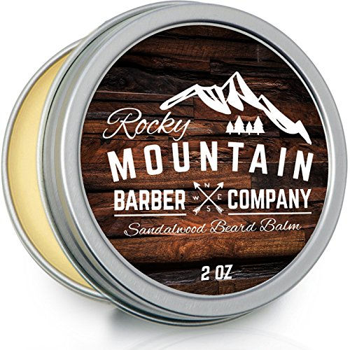 Beard Balm Sandalwood Mountain Essential
