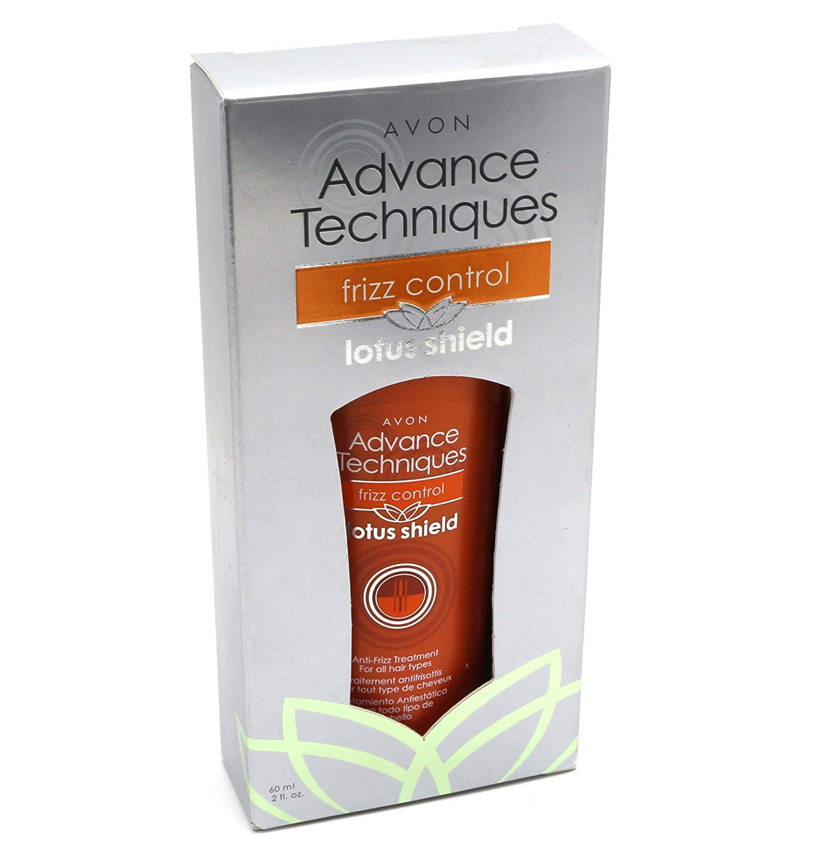 Avon Advance Techniques Lotus Shield Frizz Control Anti-Frizz Treatment
