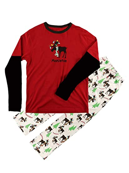 d3af2ee83 Amazon.com  Wwangyu Chistmas Pajamas Holiday Family Sleepwear ...