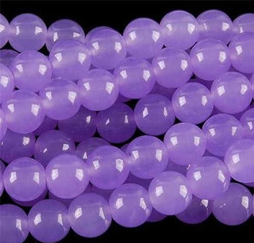 AAA 8mm Purple Alexandrite Round Loose Beads Gemstone 15/'/'
