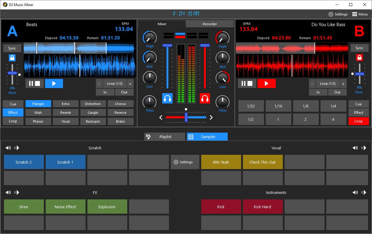 Program4pc Dj Music Mixer V32 Key Apprar Setup Free
