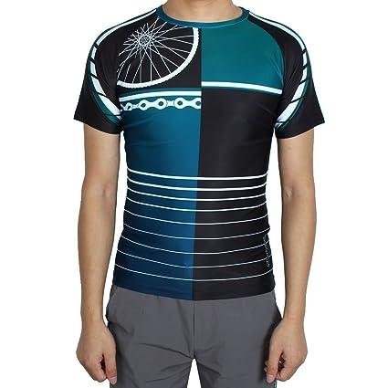 e157e9389673 Amazon.com : uxcell XINTOWN Authorized Men Outdoor Training Clothes ...