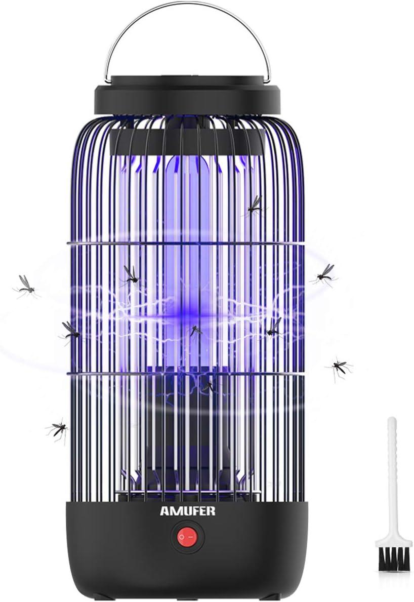 Electric Zapper Mosquito Killer Lamp 5 W USB Fly Killer Trap LED Fever O1W2