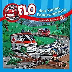 Das große Gewitter (Flo, das kleine Feuerwehrauto 7)