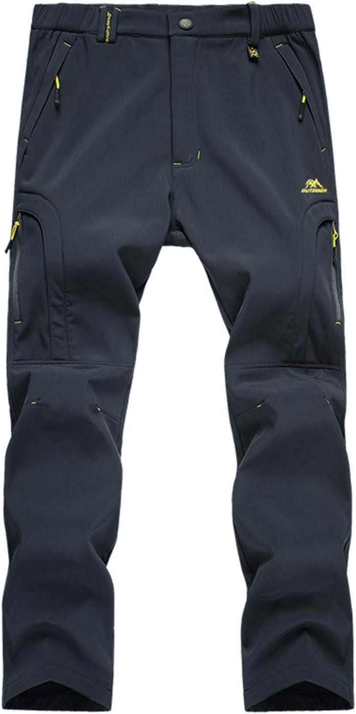 BWBIKE Softshell pantalone da trekking