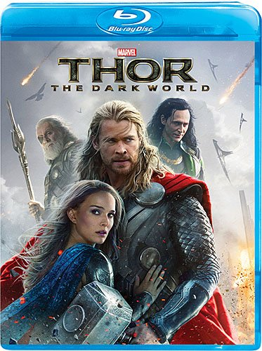 Thor World Blu ray Chris Hemsworth