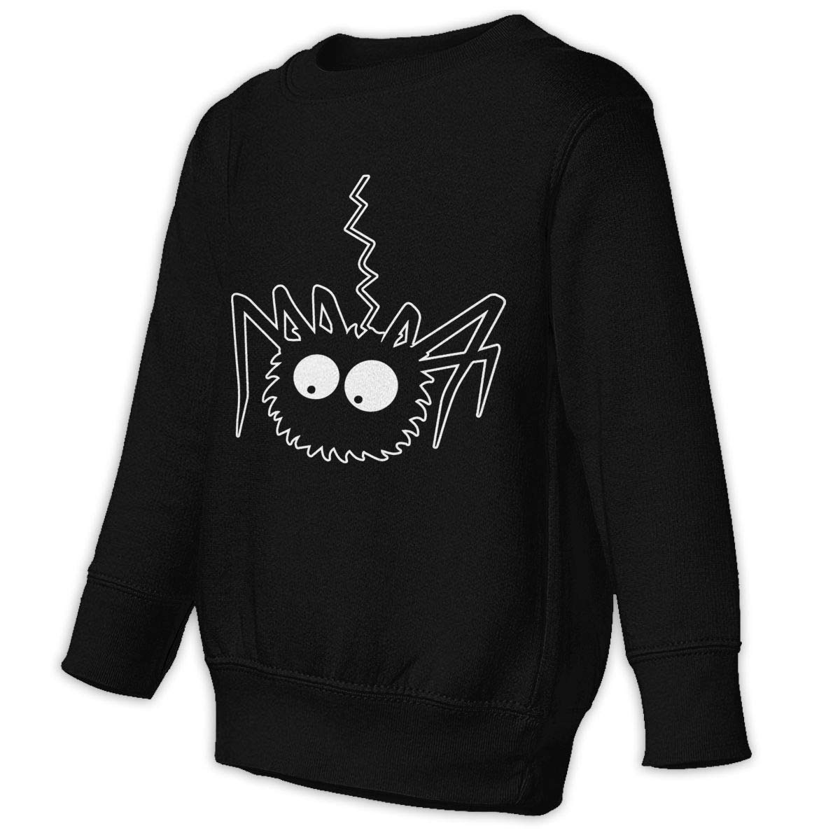 NMDJC CCQ Cute Spider Baby Sweatshirt Adorable Toddler Hoodies Soft Outfits