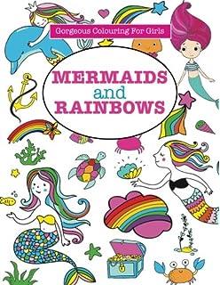 Unicorn Coloring Book for girls: A Super Cute Coloring Book ...