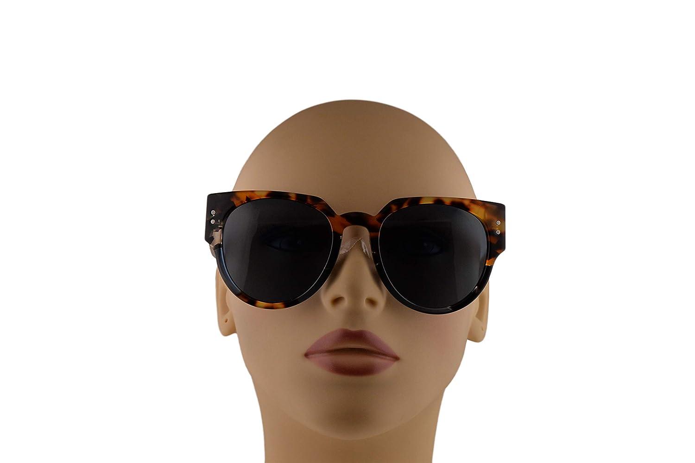 Amazon.com: Christian Dior LadyDiorStuds3 - Gafas de sol ...
