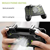 BAVST Mobile Game Controller for PUBG 4-in-1