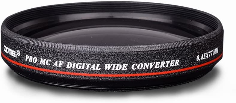 MC UV filtro de protección adecuado para los artículos Nikon D3200 y 18-105 mm.