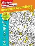 Hidden Pictures Imágenes Escondidas(TM) 3 (Highlights Bilingüe)