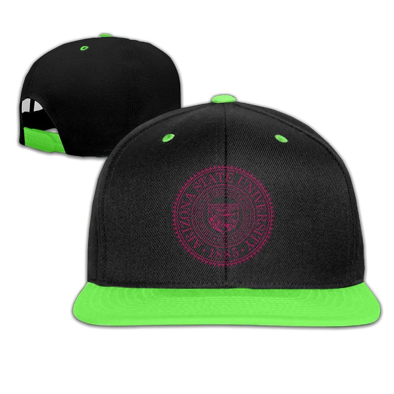For Girls Baseball Caps Arizona State University Adjustable Snapback All