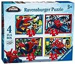 Ravensburger Ultimate Spider-Man Four...