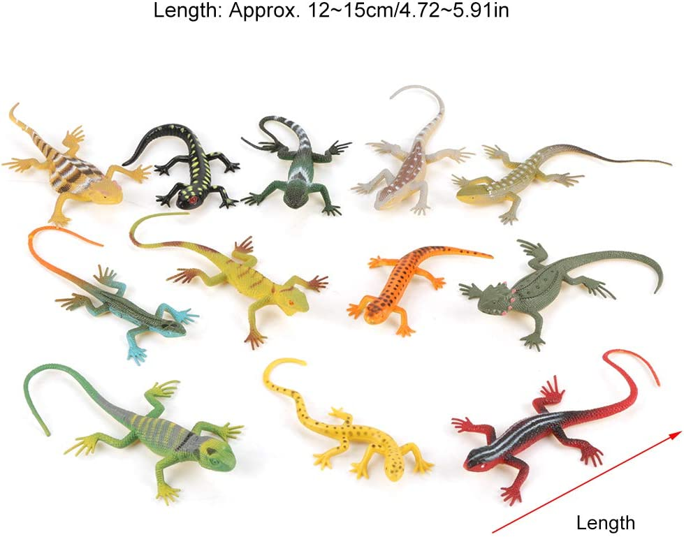 4 in environ 10.16 cm jouet animaux sauvages figurines U.S