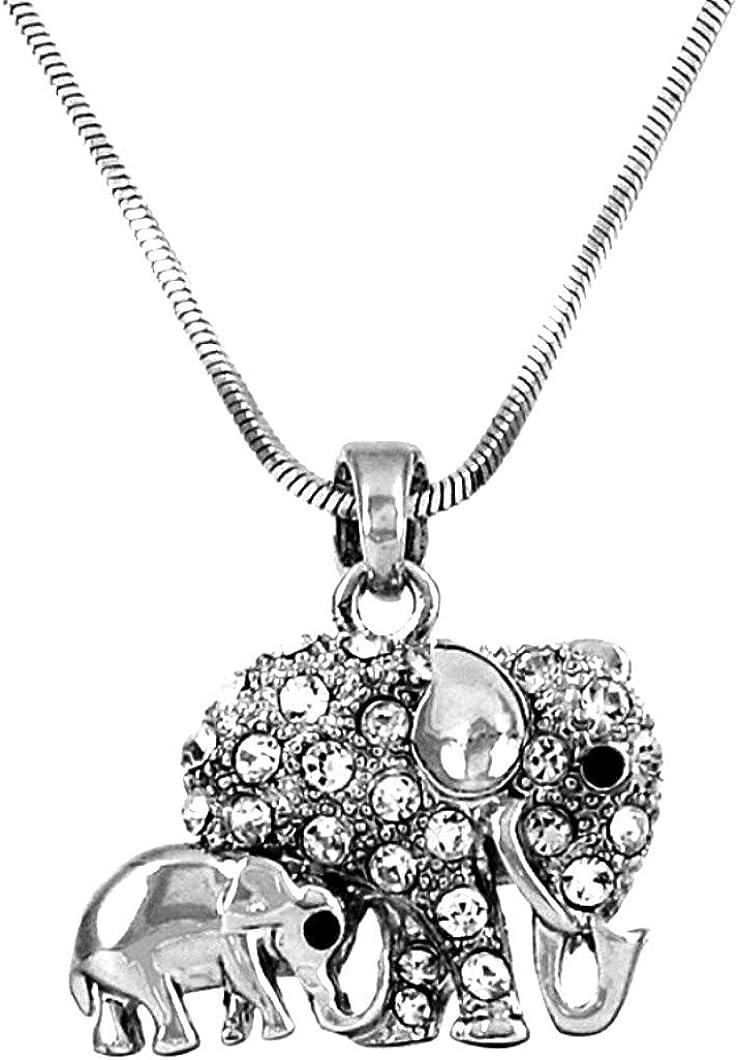 Elephant Pendant,Elephant Necklace,Elephant Jewelry,Elephant Bib,80 Bib Necklace,80 Necklace,90s Necklace,Animal Bib,Animal Necklace,90s Bib