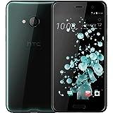 "HTC U Play - 64GB - 5.2"" FHD - 4G LTE (Brilliant Black) - International Version, No Warranty, GSM Only"