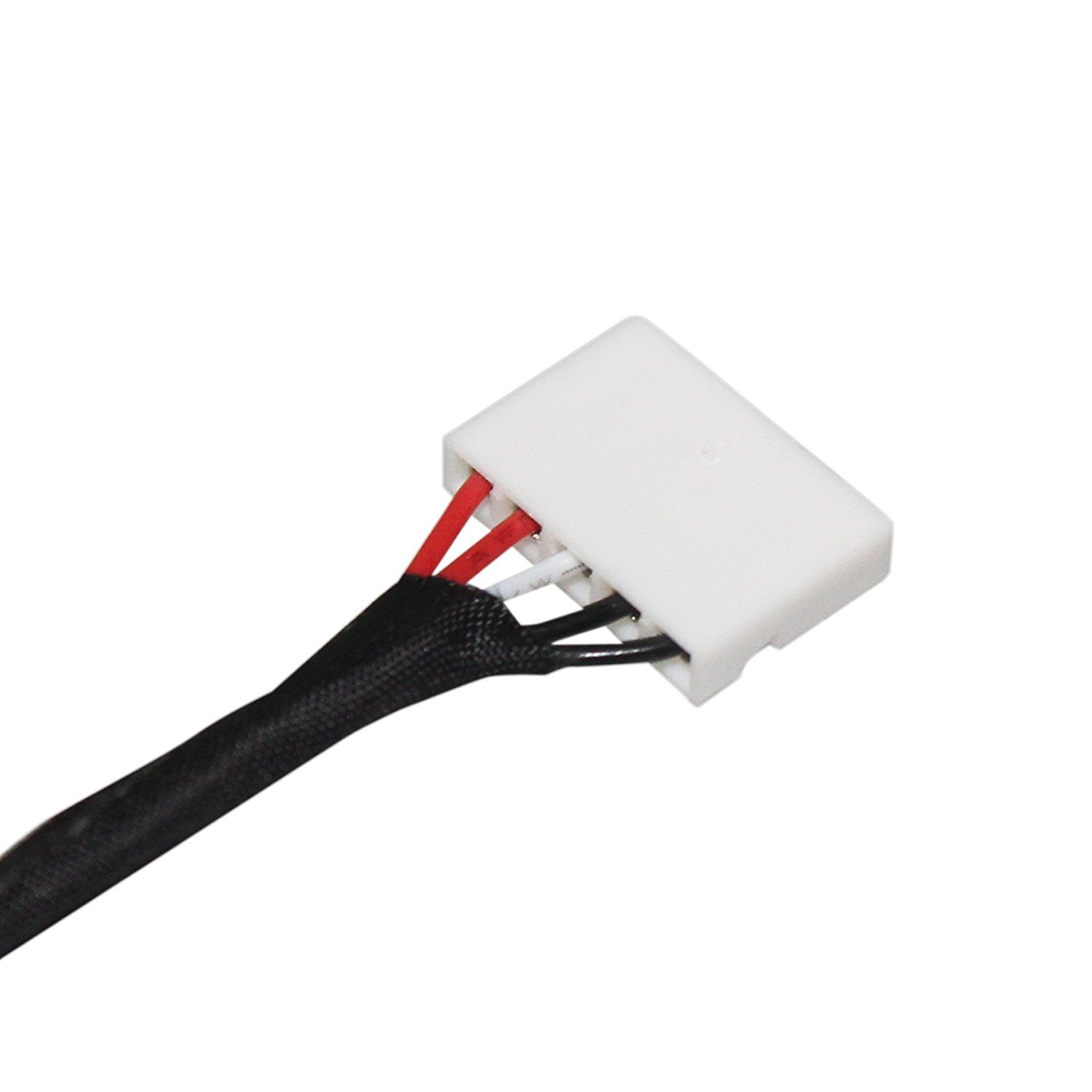 Gintai Dc Ac Power Jack Harness Socket Plug In Cable Z50 Wiring Replacement For Lenovo Ideapad G50 Series Dc30100lg00 70 75 80 Computers