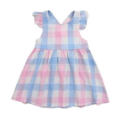 93fbad3ac52c Girls Plaid Dress