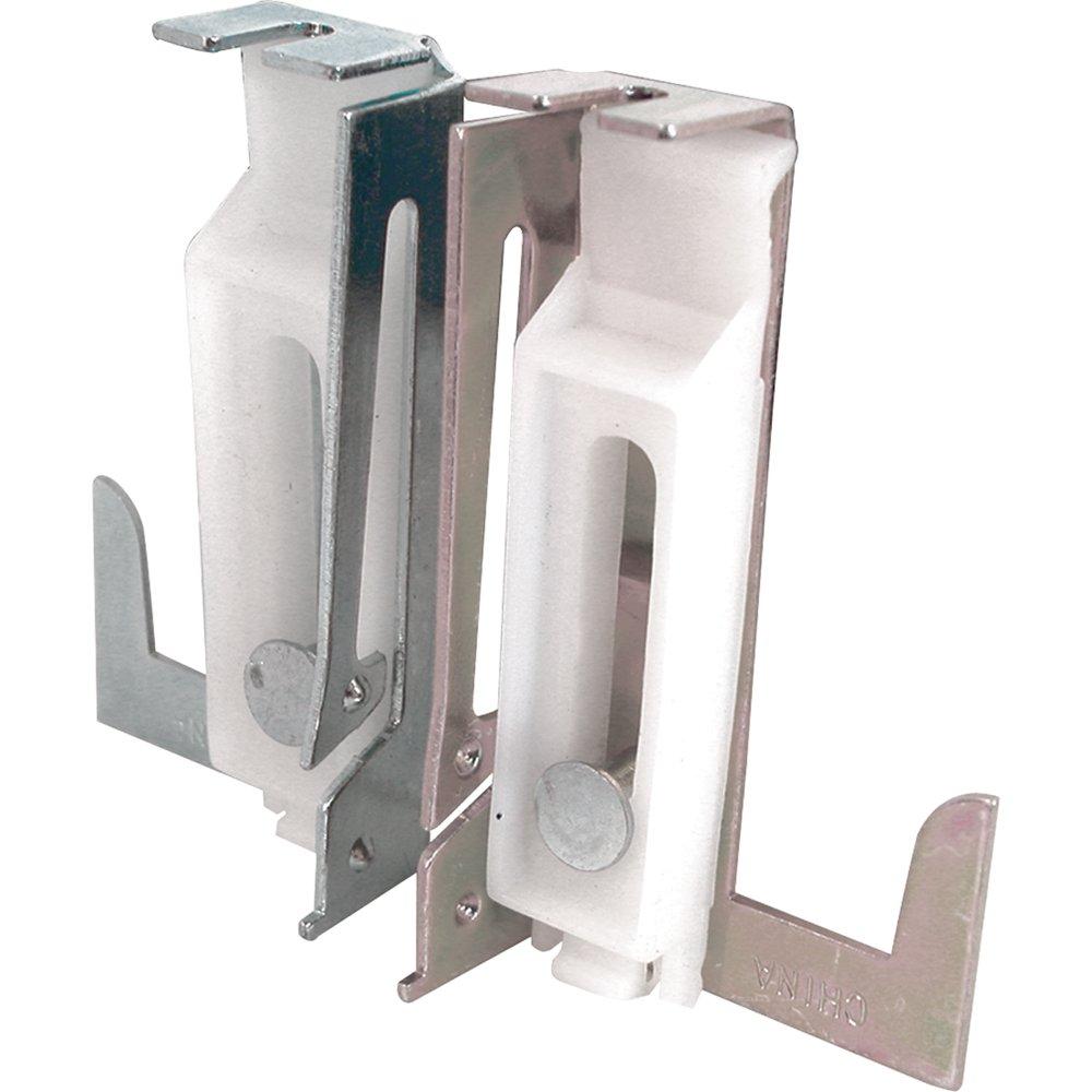 Slide Co 16450 Closet Door Bottom Guide, 1 Left 1 Right   Patio Doors    Amazon.com