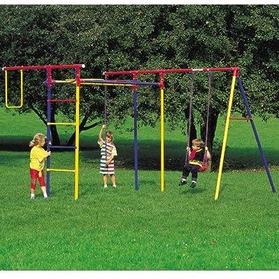 8398-600 Kettler Trimmstation Swing Set
