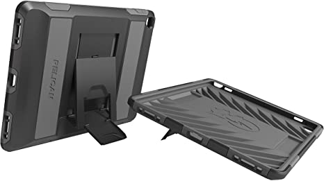 save off 5d1fe c244b Pelican Voyager iPad Pro/Air 2 Case (Black/Gray)