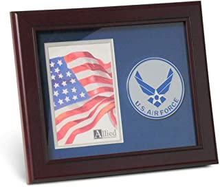 product image for flag connections Medallion 4 by 6 inch Portrait Picture Frame