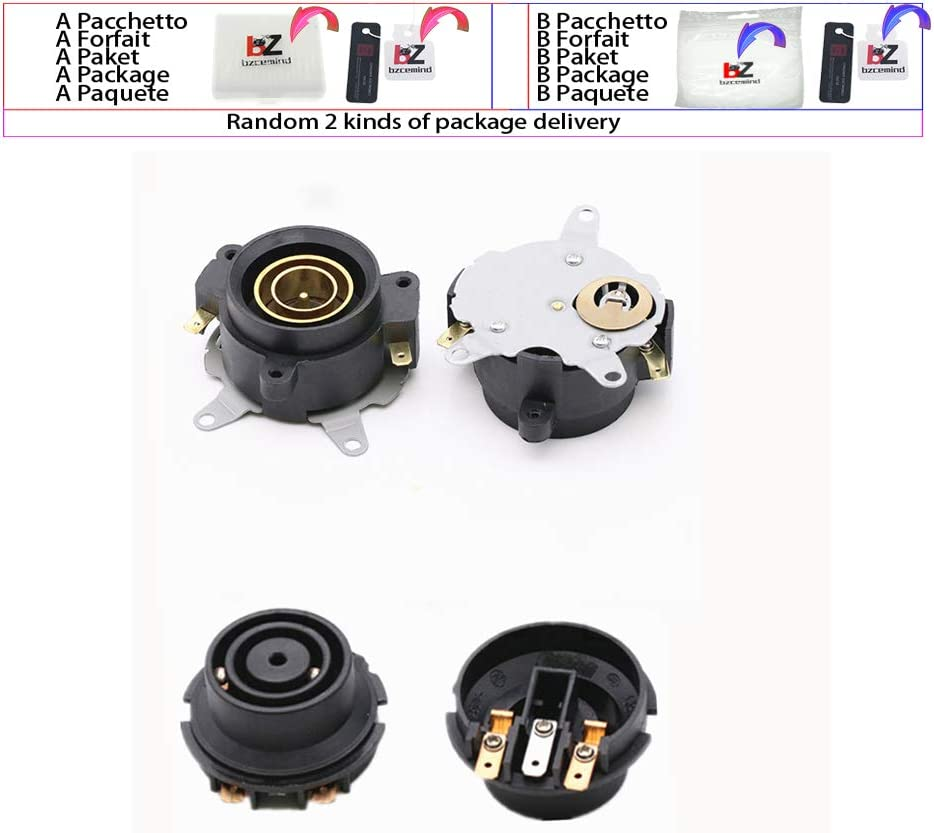 Piezas interruptor controlador de temperatura Hervidor el/éctrico del termostato TM-XD-3 T125 Base Set Socket Hervidor el/éctrico,Kettle Base Set