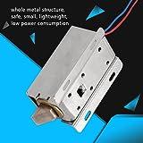 Electric Solenoid Lock, DC 12V Stroke Cabinet