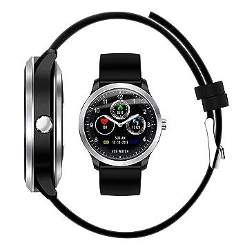 DUABOBAO Reloj Inteligente para Hombres Y Mujeres, ECG, ECG ECG + PPG Brazalete Impermeable