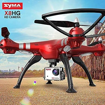 Zantec neoglory Regalo Ideal Quadcopter Syma x8hg 2.4 G CH 6-Axis ...