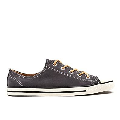 f3188b067bc3 Converse Women s 553417c Trainers Grey almost black biscuit grey Grey Size   5.5 UK  Amazon.co.uk  Shoes   Bags