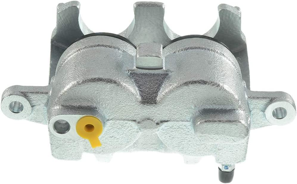 A-Premium Brake Caliper Assembly Compatible with Land Rover Discovery 2003-2004 Front Passenger Side