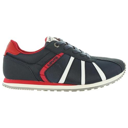 Levis Zapatillas Deporte Vala0001t Almayer para Niño y Niña y Mujer: Amazon.es: Zapatos y complementos