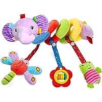 Comius Sharp Juguetes Colgantes para Bebé, Cochecito de Bebé en Espiral, Juguetes para Colgar, Juguete para Cochecito de…