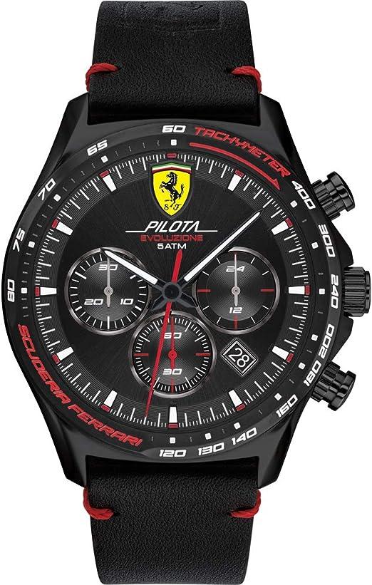 Scuderia Ferrari Watch 0830712 Amazon De Uhren