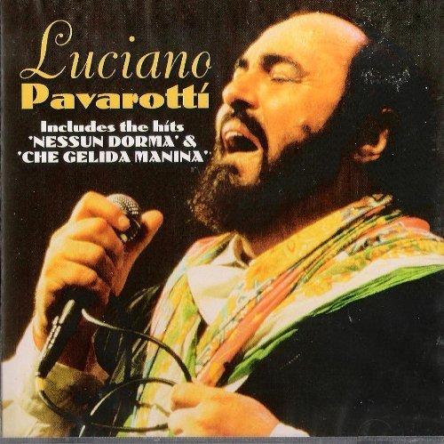 Price comparison product image Luciano Pavarotti