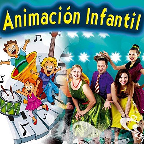 Msica para Fiestas y Eventos Infantiles. Animacin Infantil. Canciones y Bailes para Nios (30 Grandes xitos)