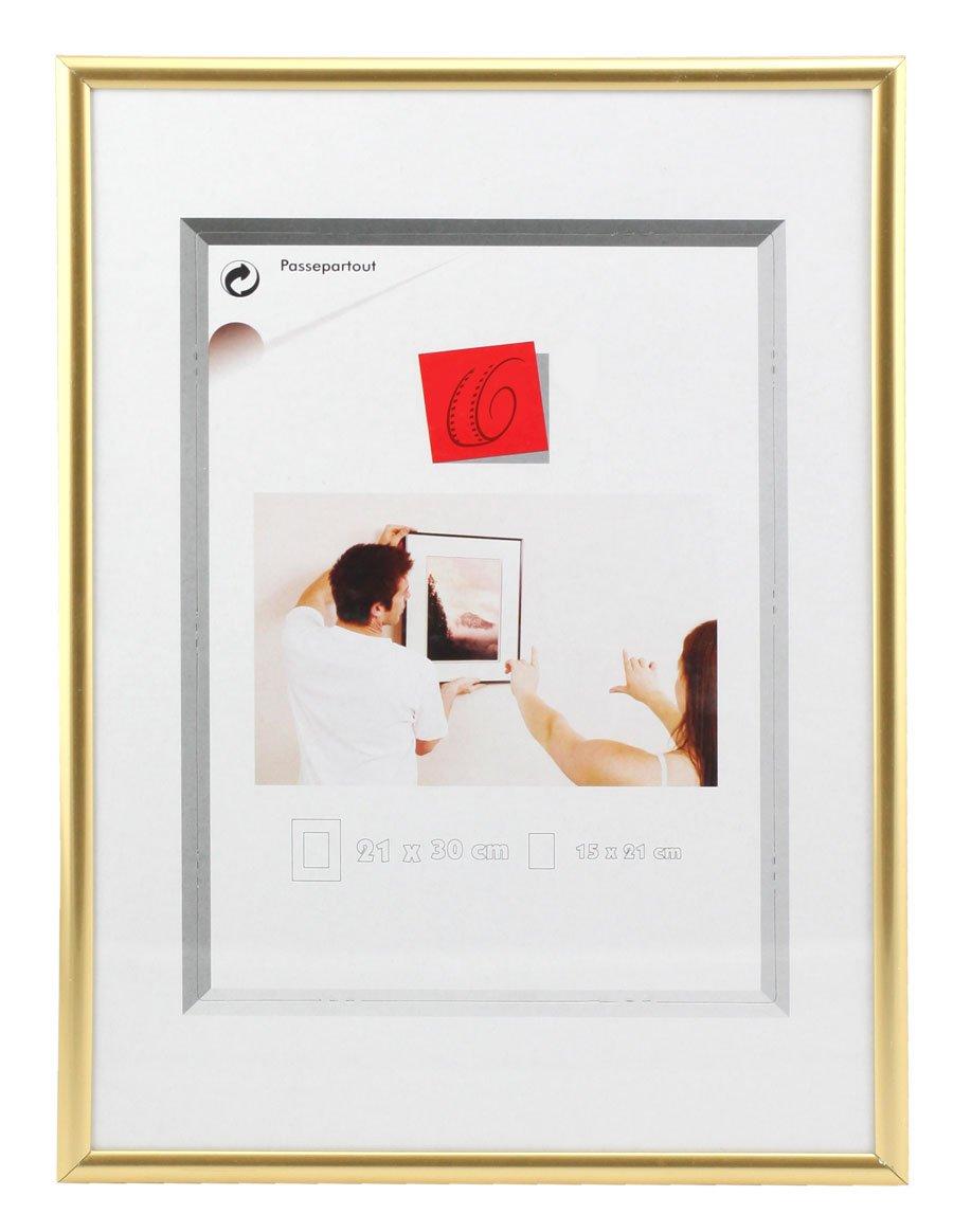 Ideal New Style Kunststoff Bilderrahmen in 10x15 bis 70x100 Bilder ...