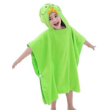 124fa1b079 Amazon.com   IDGIRL Baby Hooded Beach Towel for Kids