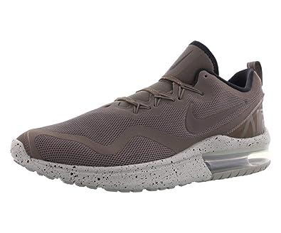 e22c43882f Nike Mens Air Max Fury Low Top, Ridgerock/Ridgerock-Cobblestone-Black,