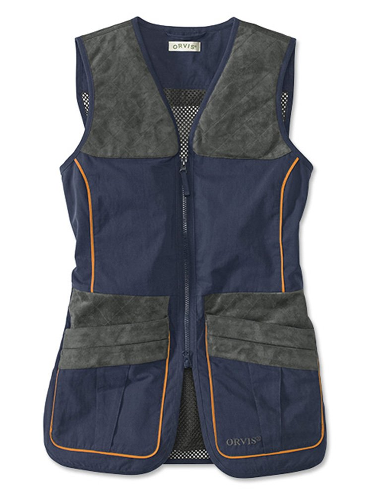 Orvis Men's Women's Clays Shooting Vest, X Large by Orvis