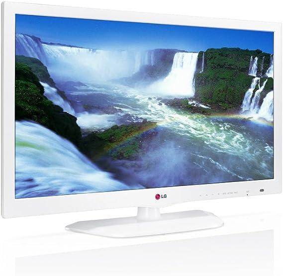 LG 26LN457B - Televisión LED de 26 pulgadas (HD Ready), color blanco: Amazon.es: Electrónica