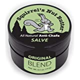 Squirrel's Nut Butter All Natural Anti Chafe Salve, Tub …