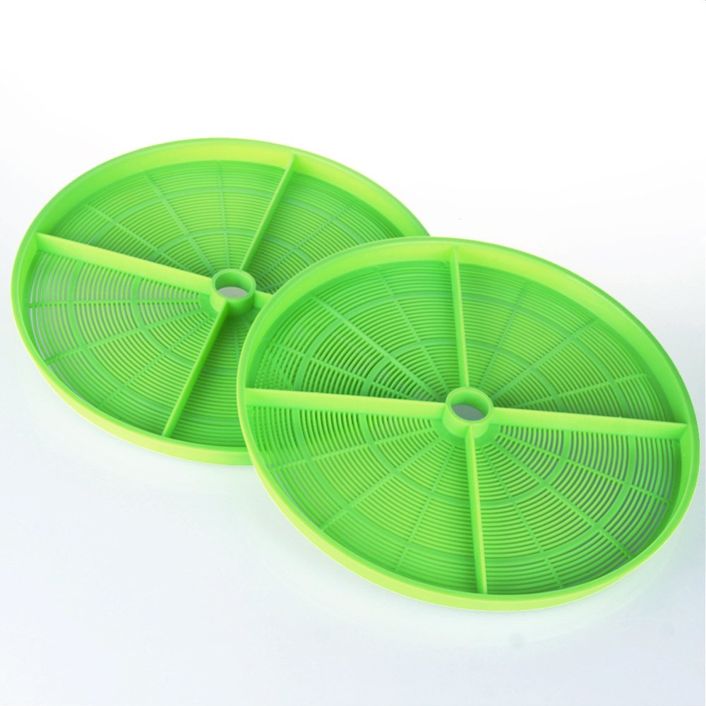 2 Extra Cultivation Trays for Bean Sprouts Machine