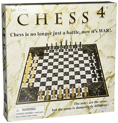 John N. Hansen: Chess 4 ()