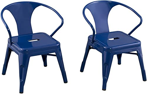 ACEssentials Kids Industrial Metal Activity Chair