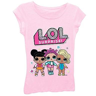 d0c2e7ea L.O.L. Surprise Girls Toy Shirt - LOL Surprise Tee - Lil Outrageous Littles  T-Shirt