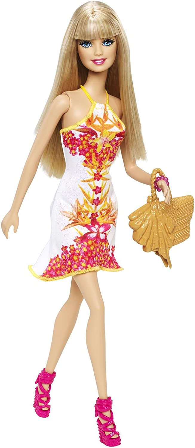 "My Life As Yellow Tribal Dress with Cardigan for 18/"" Dolls New"
