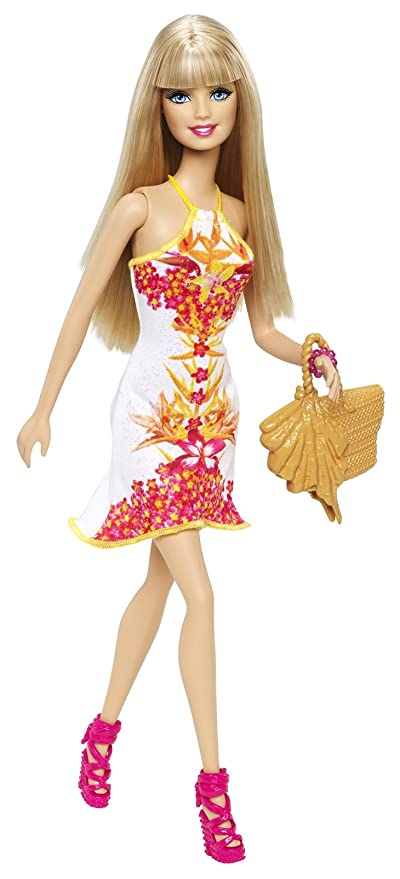 Giocattoli E Modellismo Bambola Fashion Barbie Style Scatolo Come Da Foto Ottime Condizioni Profit Small Bambole